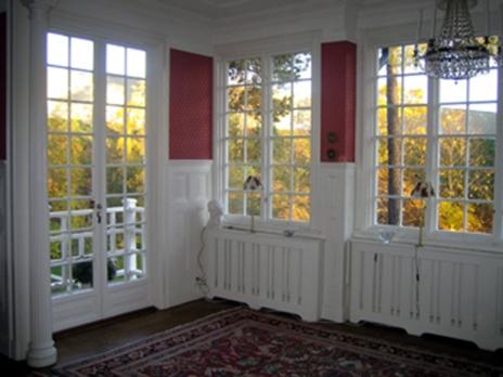 Fönsterdörrar