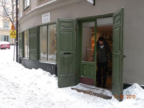 Showroom: Stockholm